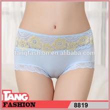 8819 en la acción de la ropa interior venta al por mayor caliente de encaje Sexy ropa interior transparente para mujeres