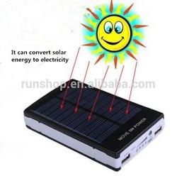30000mah Solar Power Bank High Capacity Solar Panel Portable Mobile Phone Charger