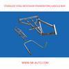 Trike frame sale in China! Stainless steel trike frame, three wheel cycle frame