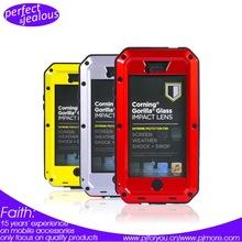 For Metal Waterproof Aluminum Case Iphone 5