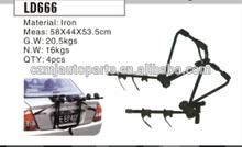 Hot sell car bike racks / bike carrier / roof bike carrier for car