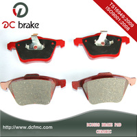brake pads for mercedes benz no dust