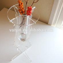Decoratived Acrylic Floor Floor Wedding Vase Centerpieces7011407202