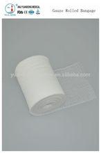 YD80009 Summer Cotton Fabric Gauze Rolled Bandage Surgical Dressing