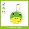 popular animal soft PVC Key Cover/frog Soft PVC key cap/plastic key cover