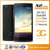 Factory sale MTK6592 octa core low price big screen mobile phones