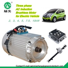 48V 5kw electric conversion kit for car hot sale ac motor kit