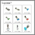 Legenstar silver plated charms, wholesale handmade silver plated charms pendants
