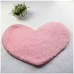 red color china knot dot design 2cm high pile shaggy rug/carpet/floor mat manufacturer