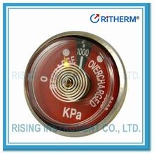 (1187A037) Pressure gauge for fire extinguisher