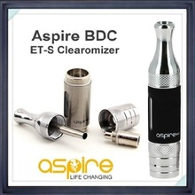 Newest And Hot Selling Ecig Aspire ETS BDC Clearomizer Bottom Dual Coil Atomizer Aspire BDC ETS