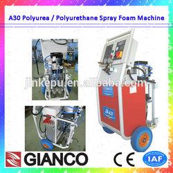2015 Hot Sale Key Machine Swimming Pool Polyurethane Spray Foam Machine With High-pressure Spray Gun CE Certification A30