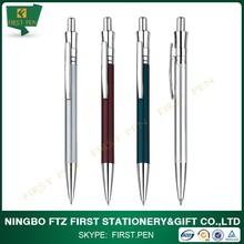 FIRST A001 Mini Metal Ballpoint Pen/Sign Pen/Logo Brass Ball Pen