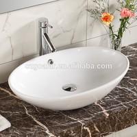 GA-2021 Ceramic public bathroom sinks