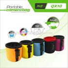 Waterproof Padded Camera Bag/NEOpine Neoprene DSLR Camera Bag for Sny QX10 - NE-QX10