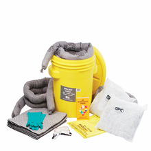 120L Oil Spill Kits For Spill Emergency Control