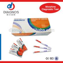 High-quality drug testing machine(urine/saliva)(MOP/OPI/MOR)(strip)