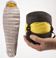 Compreesion Sleeping Bag portable Mummy sleeping bag