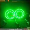 12V Auto Multi Color RGB LED Ring for car angel eyes 60mm 70mm 80mm 90mm 100mm 150mm