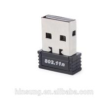 dreambox usb wifi adapter Mini usb wifi adapter 802.11N 150mbps USB wireless adapter