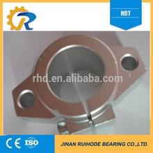 linear bearing horizontal supporting unit shaft fixed seat SHF16