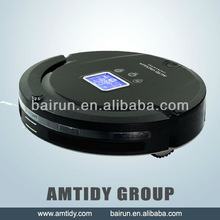 Ultra-thin Design Bagless Robotic Vacuum for Pet Hair Manufacturer