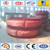 Construction pipeline flexible quare steam expansion joints