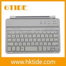 Gtide KB656 Mini Bluetooth Keyboard for New iPad 8 inch tablet case