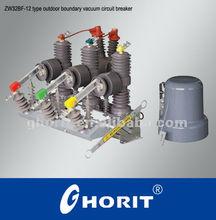 ZW32BF-12 outdoor boundary Vacuum Circuit Breaker Specifications