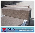 G687 Granite Stair Step Stair Treads Cover