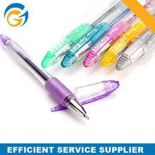 Multicolor Scented Glitter Gel Pen