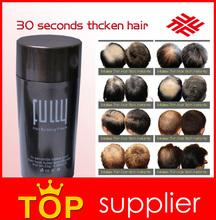 Fully keratin hair fiber FDA approved Hair Fiber Hot in Japan