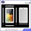 ucuz 7 inç 3g blutooth gps sim kart yuvası android tablet pc