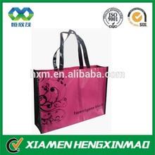 Non woven gift bag,pet non woven bag,reusable shopping bag