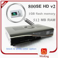 512 MB/Flash TV Reveiver Decoder sunray800se V2 800hd se V2 Digital Linux satellite receiver Enigma 2, Linux Operating System