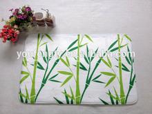Custom Bamboo printed mat