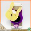 cartoon bear acrylic mirror cellphone case sj023