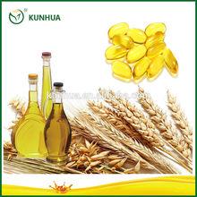 Wheat germ oil vitamin E supplier