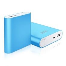 OEM Quality 10400mAh xiaomi Power bank Real Capacity Samsung battery with Best Quality metal power bank