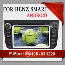 Car Gps For Bmw Mini Cooper Car dvd player In car dvd for mercedes benz smart (AL-9310)