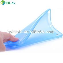 Soft TPU clear ultra slim cover waterproof case for ipad mini