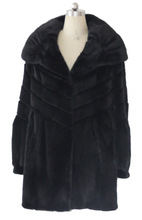 YZY14 -127 2014 wholesale women mink real fur clothing