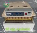 Vente chaude!! à haut rendement électrique thermostat incubateur incubateur mini jn96 rendre en chine et le plus populaire dans le wold