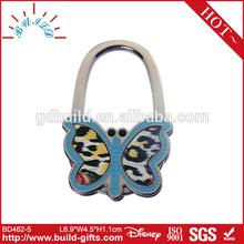 butterfly shaped new design bag hook