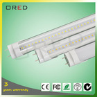 high quality led exterior building lights t8 led tube 1200mm 18w from china