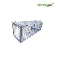 Large animal trap cage