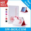 Hot sale for iPad mini case, flip leather smart cover case for mini iPad