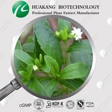 HALAL KOSHER ISO QS CERT Stevia Extract stevia rebaudiana 99%/ stevia leaf price/stevia sugar price(Ting)