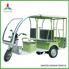 Electric Tricycle for 4-6 passengers