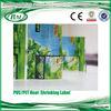 PVC/PET Heat Shrink sleeve bottle Label
